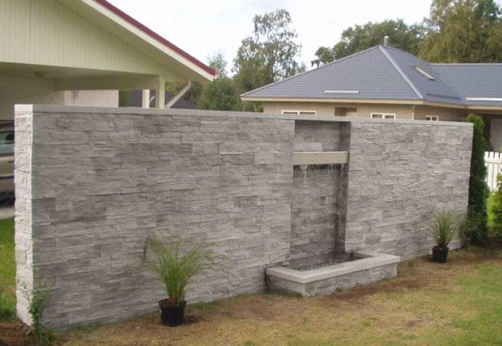 dekorativni kamen ograda