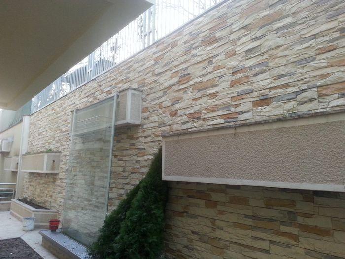 Prirodni dekorativni kamen fasada
