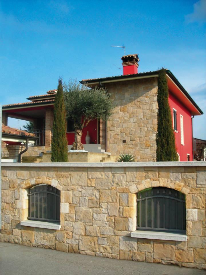Fasada od kamena