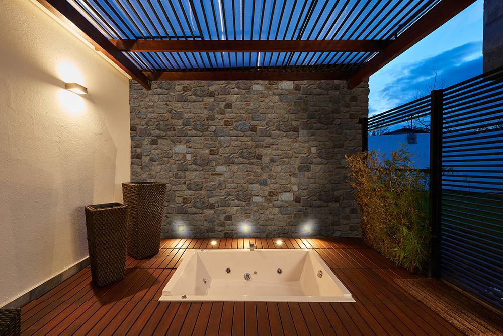 prirodni dekorativni kamen sauna