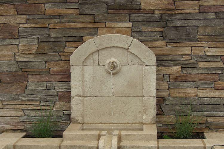 Ukrasni kamen fontana